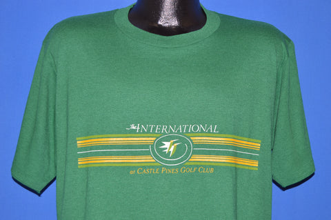 80s The International at Castle Pines Golf Club t-shirt Large