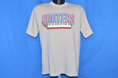 80s Hooters Nervous Night Tour 1985 t-shirt Large