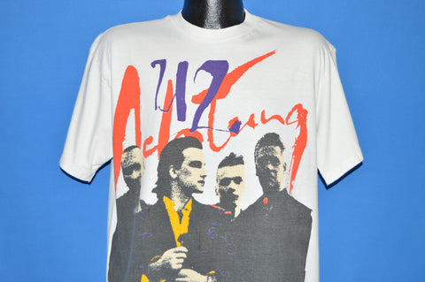 90s U2 Achtung Baby Zoo TV Tour t-shirt Large