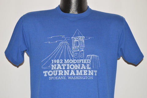 80s National Modified Tournament 1982 t-shirt Medium