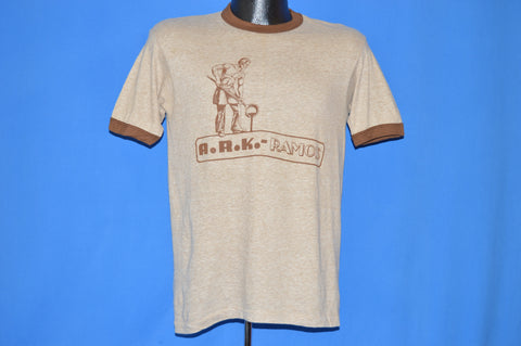 80s A.R.K. Ramos Architectural Ringer t-shirt Medium