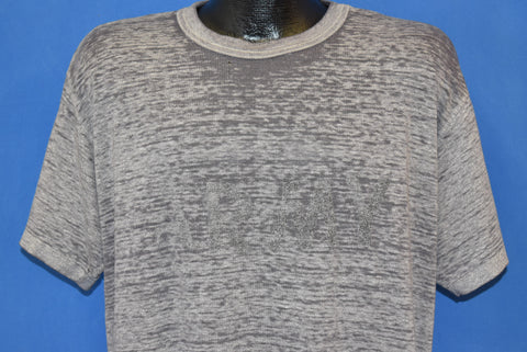 80s United States Army Gray Distressed t-shirt 2XL