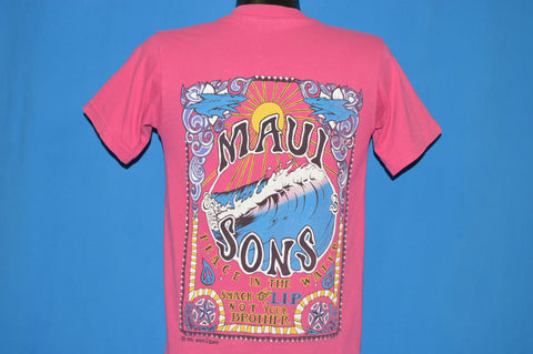 90s Maui and Sons Surf t-shirt Youth Large