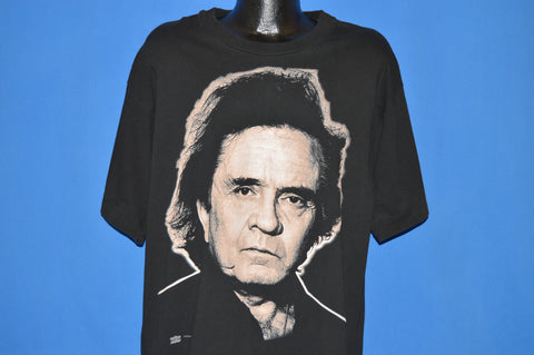 90s Johnny Cash American Recordings 1994 Portrait t-shirt Extra Large