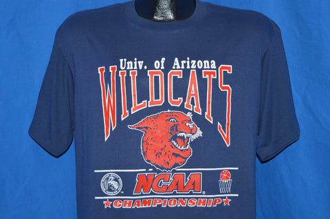 80s Arizona Wildcats NCAA Basketball Final Four