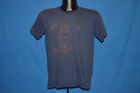 70s Virginia 1976 ACC Champions Distressed t-shirt Large