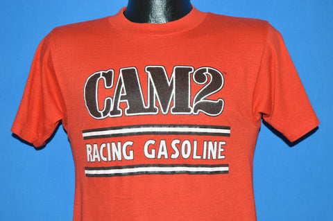 70s Cam 2 Racing Gasoline t-shirt Small