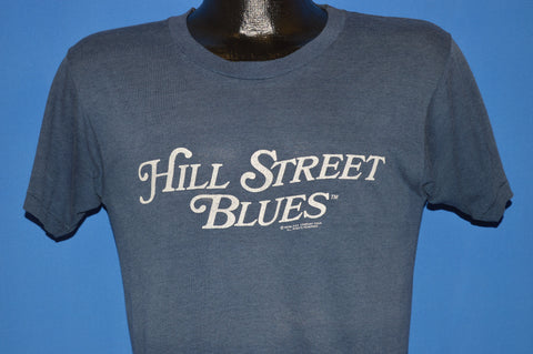 80s Hill Street Blues 1987 Police Drama t-shirt Medium