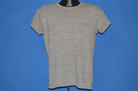 70s Russell Southern Company Gray Blank t-shirt Large