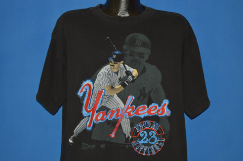 80s Don Mattingly New York Yankees MLB t-shirt Large