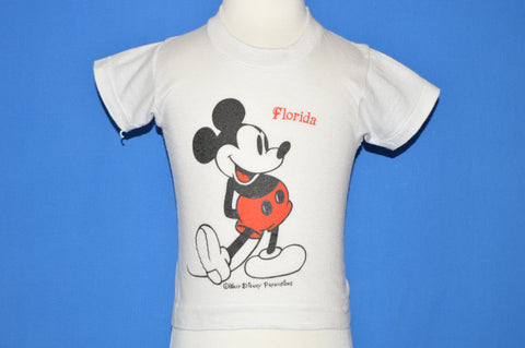 80s Mickey Mouse Disney World Toddler t-shirt 2T