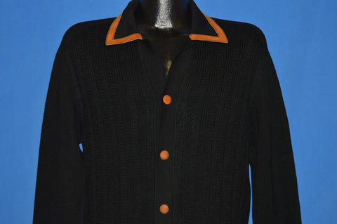 60s Gino Paoli Wool Cardigan Sweater Medium