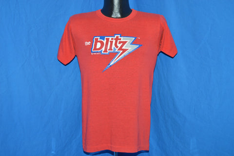80s Chicago Blitz USFL t-shirt Small