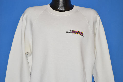 80s Max Headroom In The Tube Surfing Sweatshirt Extra Large