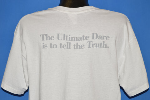 90s Madonna Truth Or Dare Documentary t-shirt Extra Large