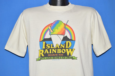 80s Island Rainbow Shave Ice t-shirt Medium