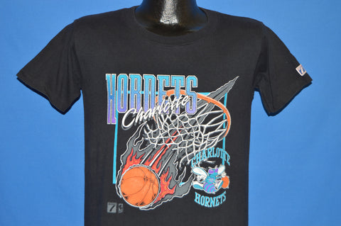 90s Charlotte Hornets Hugo t-shirt Youth Extra Large