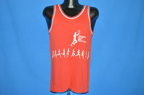 80s Cincinnati Heart Mini-Marathon 2 Tank Top t-shirt Small