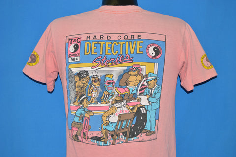 80s T&C Surf Design Hawaii Hardcore t-shirt Medium