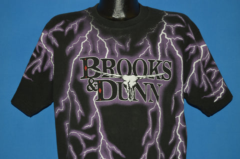 90s Brooks & Dunn Stampede t-shirt Large