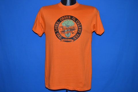 80s Loyal Order of the Celery Fed t-shirt Small