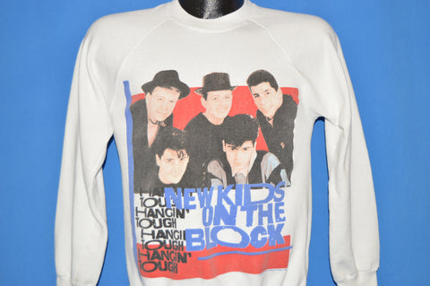 80s New Kids On The Block Hangin Tough Sweatshirt Small