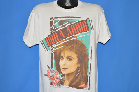 80s Paula Abdul Forever Your Girl 1988 t-shirt Large