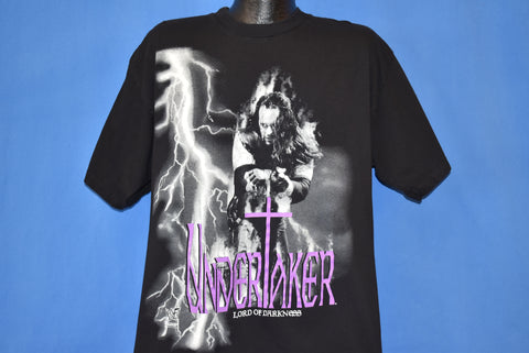 90s The Undertaker Lord Of Darkness t-shirt Extra Large