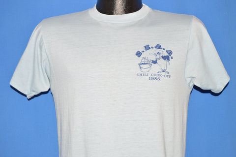 80s S.E.A.A. Chili Cook-Off t-shirt Medium