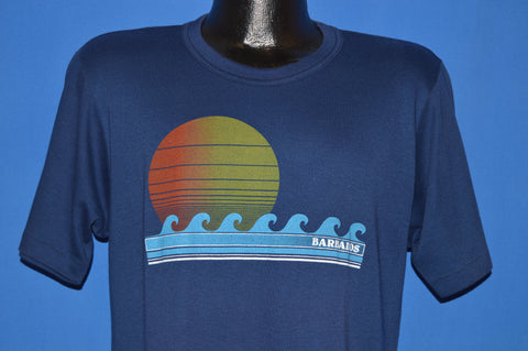 80s Barbados Sunset Waves Horizon t-shirt Large