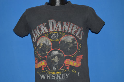 80s Jack Daniels Tennessee Whiskey t-shirt Small