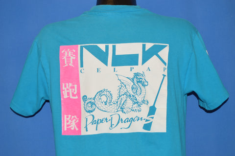 90s NLK Celpap Paper Dragons t-shirt Large