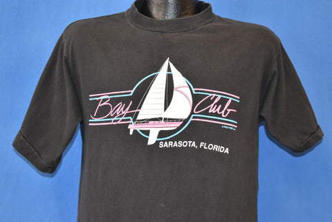 80s Bay Club Sarasota Florida Tourist t-shirt Medium