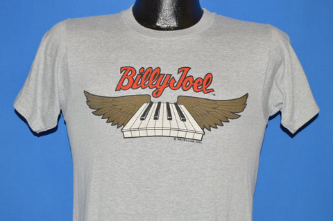 80s Billy Joel HBO Presents 1983 Tour t-shirt Small