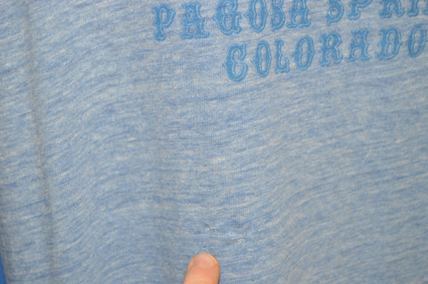 70s Wolf Creek Pass Pagosa Springs t-shirt Large