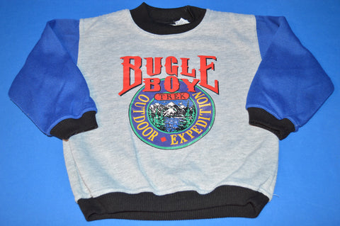 80s Bugle Boy Tri-Blend Sweatshirt Toddler 5/6