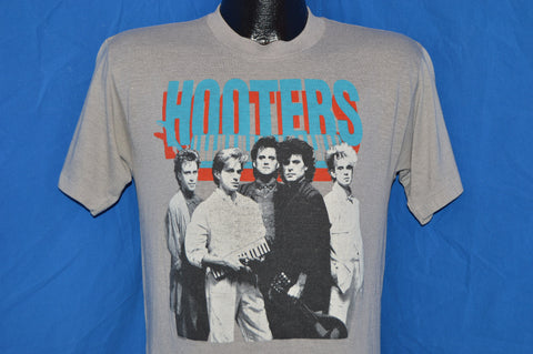 1985 Hooters Nervous Nights Tour Melodica t-shirt Medium