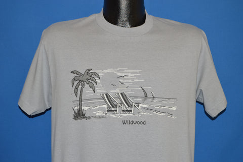 80s Wildwood New Jersey t-shirt Large