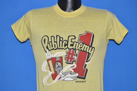 80s Anti-Smoking t-shirt Small