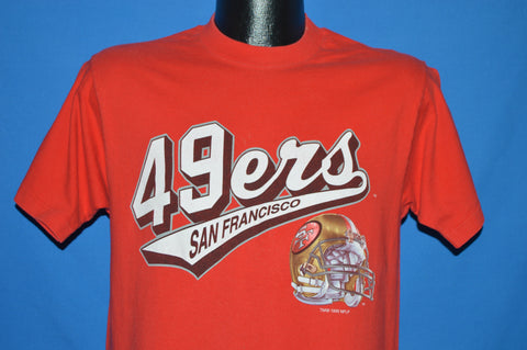90s San Francisco 49ers t-shirt Medium