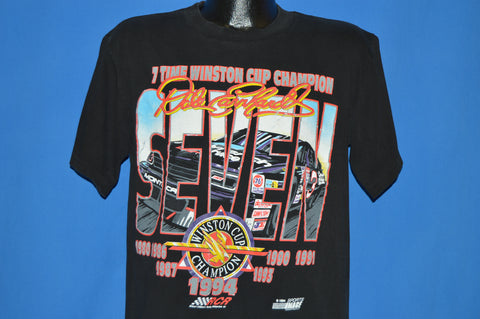 90s Dale Earnhardt 7 Time Winston Cup Champ t-shirt Medium