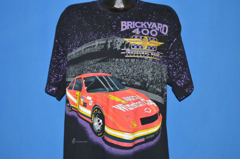 90s Brickyard 400 Inaugural Race 1994 t-shirt Extra Large