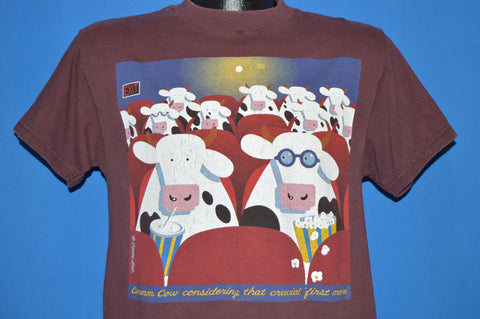 90s Cows Creamery Whistler Canada t-shirt Small