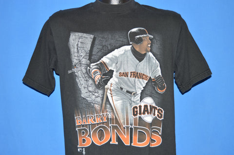 90s Barry Bonds San Francisco Giants t-shirt Youth XL