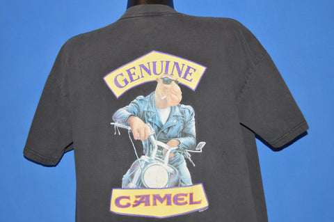 90s Genuine Taste Joe Camel t-shirt Extra Large