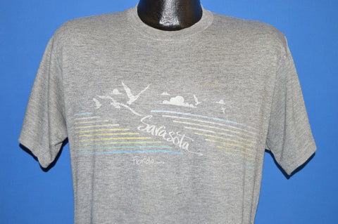 80s Sarasota Florida Rainbow t-shirt Large