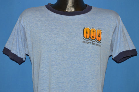 80s Mount Herman Outdoor Summer Camp t-shirt Medium