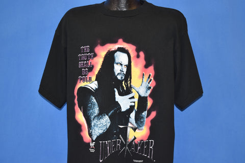 90s The Undertaker The Truth Shall Be Told t-shirt Extra Large