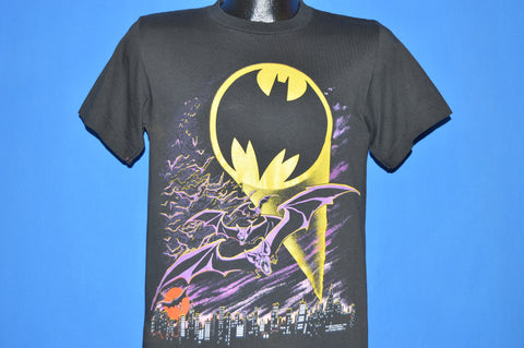80s Batman Bat Signal DC Comics t-shirt Small