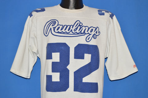 80s Rawlings #32 Football Jersey t-shirt Medium